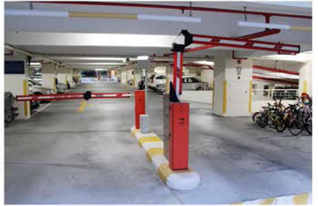 CWB Solutions Pte Ltd | Vehicle Access Control System